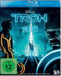 Tron Legacy 3D Blu Ray only