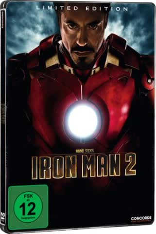 Iron Man 2 [SB] [2 DVDs] [Import allemand]