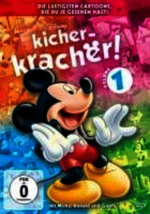 Kicher-Kracher! - Vol. 1