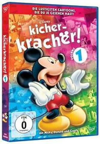 Kicher-Kracher! - Vol. 1
