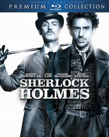 Sherlock Holmes - Premium Collection [Blu-ray]