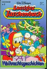 Lustiges Taschenbuch Sonderband Weihnachtsgeschichten