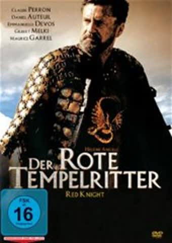 Rote Tempelritter, Der - Red Knight