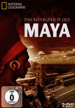 National Geographic - Das Königreich der Maya [2 DVDs]