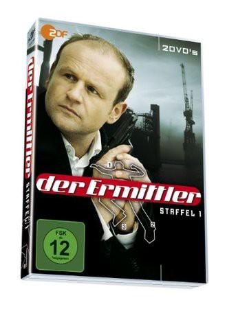 Der Ermittler - Die komplette 1. Staffel auf einer Doppel-DVD!