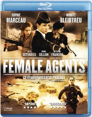 Female Agents (Blu-ray)