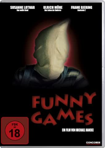 Funny Games [Import allemand]