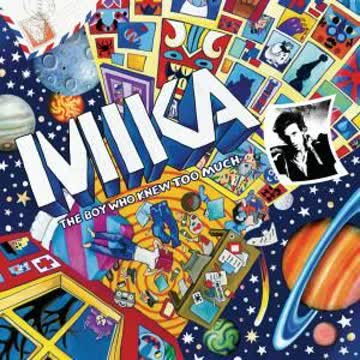 Mika - The Boy Who Knew Too Much (Ltd.Deluxe Edt.)