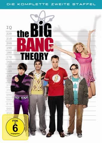 The Big Bang Theory - Staffel 2