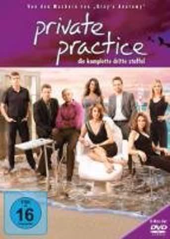 Private Practice - Staffel 3