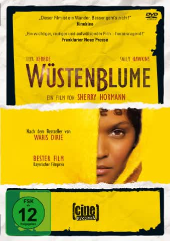 DVD * Wüstenblume [Import allemand]