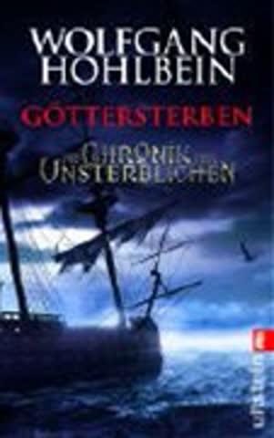 Göttersterben: Die Chronik der Unsterblichen Band 10