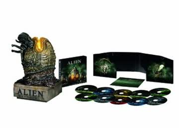 "Alien Anthology - Limited Edition ""Egg"" [Blu-ray]"