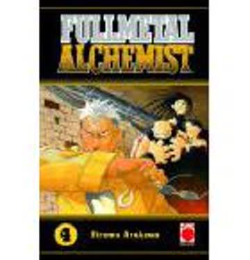 Fullmetal Alchemist, Bd. 4