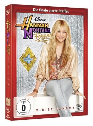 Hannah Montana Forever: Die finale vierte Staffel [DVD]