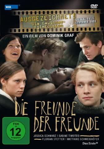 Die Freunde der Freunde (Ausgezeichnet - Die Gewinner-FilmEdition, Film 8)