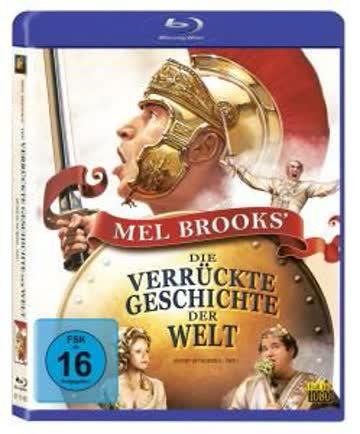 Mel Brooks' Die verrückte Geschichte der Welt [Blu-ray]