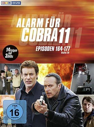 Alarm Für Cobra 11 - Season 22 Und 23 - Box 20 Und 21