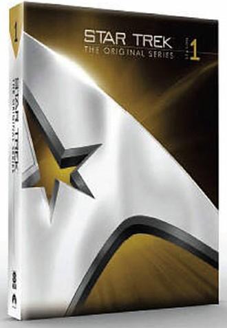 Star Trek: The Original Series Remastered - Season 1 [UK Import]