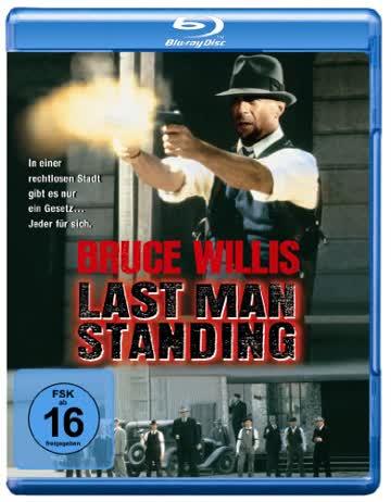 Last Man Standing [Blu-ray]
