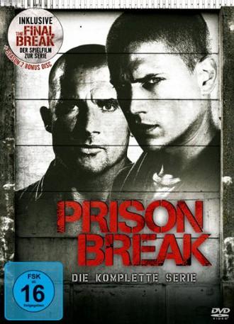 Prison Break - Die komplette Serie [24 DVDs]