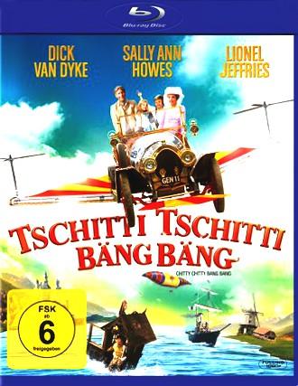 Tschitti Tschitti Bäng Bäng [Blu-ray]