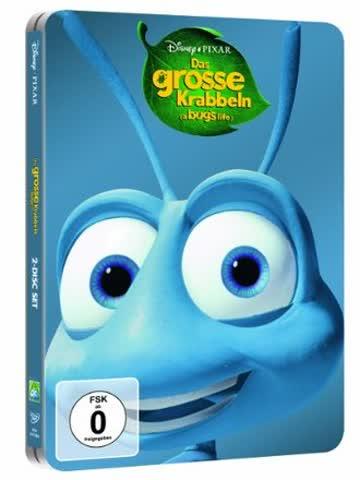 Das große Krabbeln (Limited Edition, Steelbook) [2 DVDs]