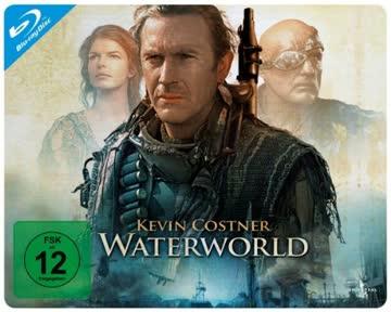 Waterworld STEELBOOK EDITION [ IMPORT ] UK FORMAT