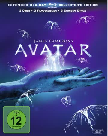 AVATAR (EXTENDED COLLECTORS E [Blu-ray] [2009]