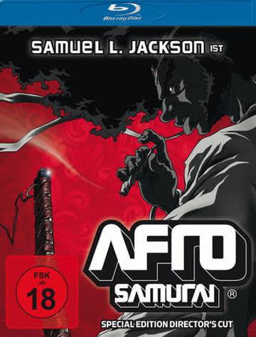 Afro Samurai - Directors Cut