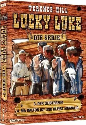 Lucky Luke - Die Serie: Episode 3+4