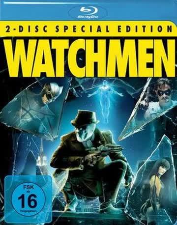 Watchmen - Die Wächter [Blu-ray] [Special Edition]