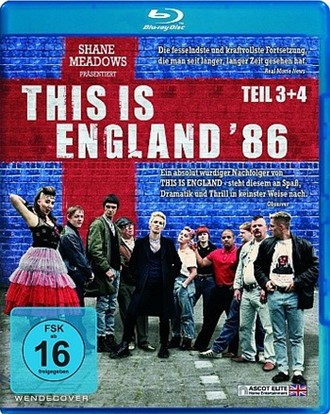 This is England '86 - (Teil 3 + 4) - (Blu-ray)