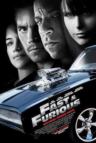 The Fast and the Furious 4 (USA 2009)