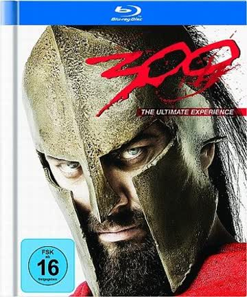 300 - The Ultimate Experience [Blu-ray]