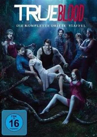 True Blood - Die komplette dritte Staffel [5 DVDs]