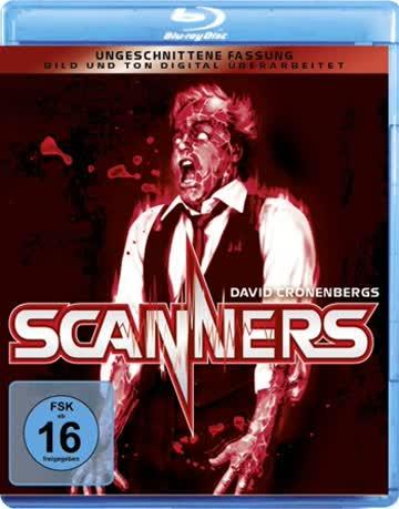 Scanners 1 - Ungeschnittene Fassung [Blu-ray]