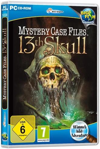 Mystery Case Files: 13th Skull