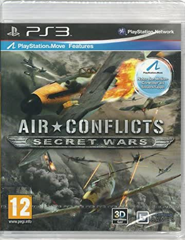 Air Conflicts - Secret Wars [German Version]