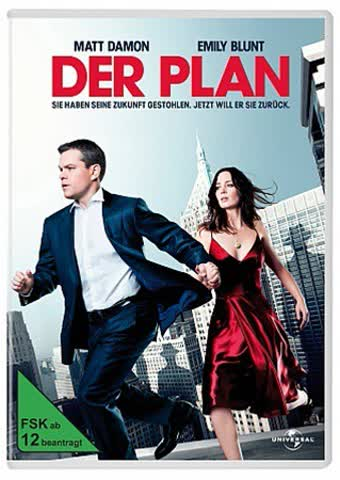 DER PLAN - MOVIE [DVD] [2011]