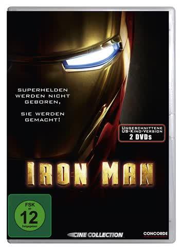 Iron Man (Uncut US-Version) [Special Edition] [2 DVDs]