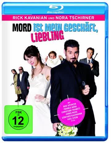 Mord ist mein Geschäft, Liebling [Blu-ray]