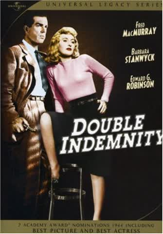 Double Indemnity [US Import]