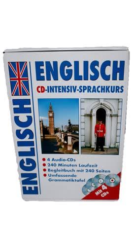 Englisch CD-Intensiv-Sprachkurs