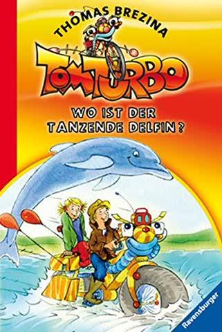 Wo ist der tanzende Delfin? (Tom Turbo, Band 3)