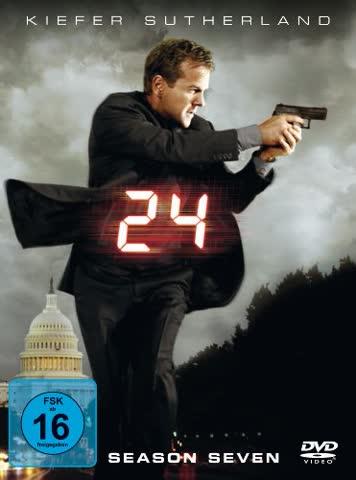 24 - Season 7 (6 DVDs)