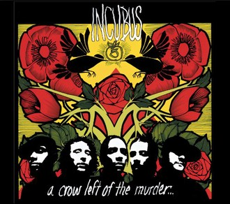 Incubus [Ltd.Edition] - A Crow Left of the Murder