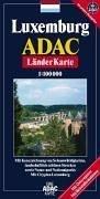 ADAC Karte, Luxemburg
