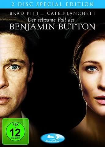 BD * Der seltsame Fall des Benjamin Button (2 Discs) [Blu-ray] [Import allemand]