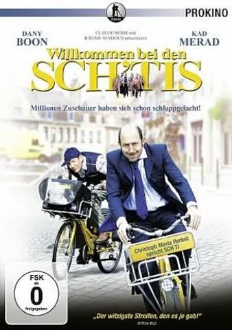 DVD WILLKOMMEN BEI DEN SCH\ TIS